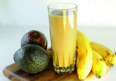 Banana & Avocado Smoothie with Bambu<sup>®</sup>