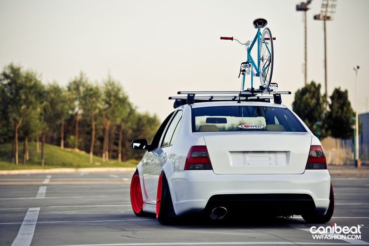 vw stance | ... it's stance or riding without scraping, this car is always ready
