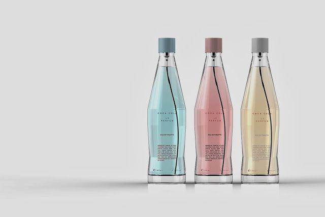 Coca Cola_Le Parfum