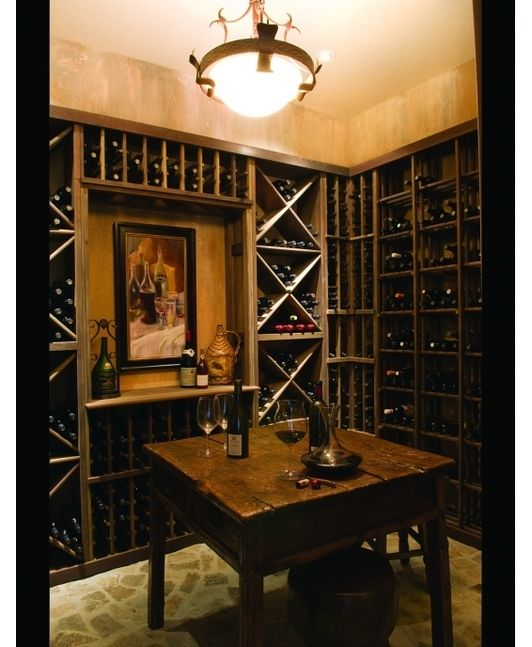 263 best wine cellar ideas images on pinterest cellar ideas wine cellars and outdoor hanging - Basement wine cellar ideas ...