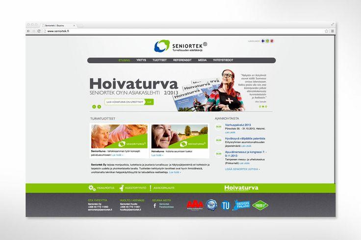 Seniortek Oy | Proinno Design