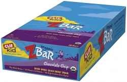There are many snack bar options out there for kids. But none are as delicious and nutritious as Clif Kid Zbars. I have to limit my kids to one...