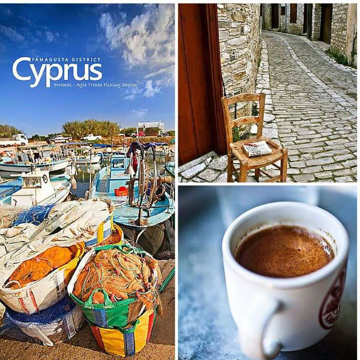 With #FishingPorts all around the island, there are great seaside #FishTaverns. Our local is #YialosFishTavern - enjoy panoramic views of #PissouriBay while you dine on the catch of the day. Every village has at least one #CoffeeShop frequented by locals who love to take time and chat over their daily caffeine fix. A great place to try out your Greek #Kalimera. You're sure of a smile and friendly response if you make the effort. Photos: www.chooseyourcyprus.com. Post: www.pissouribay.com.