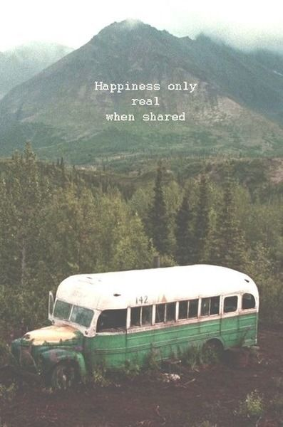 "Alexander Supertramp - ""Into The Wild"""