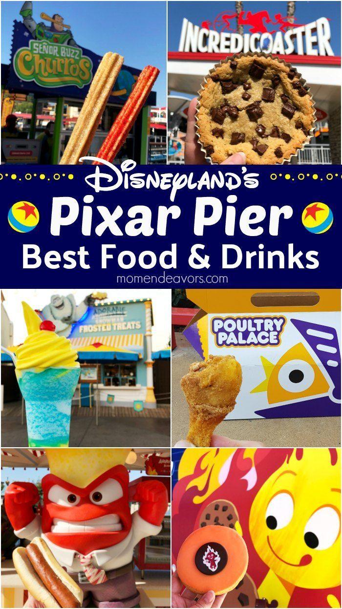Ultimate Disneyland Pixar Pier Food Guide! From Jack-Jack Cookie Num Nums to L … – Disneyland