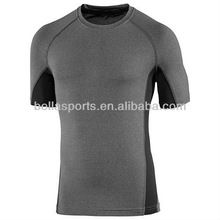 Mens sport jersey top, fitness t-shirt in dry fit Mens sport jersey top, fitness t-shirt in dry fit