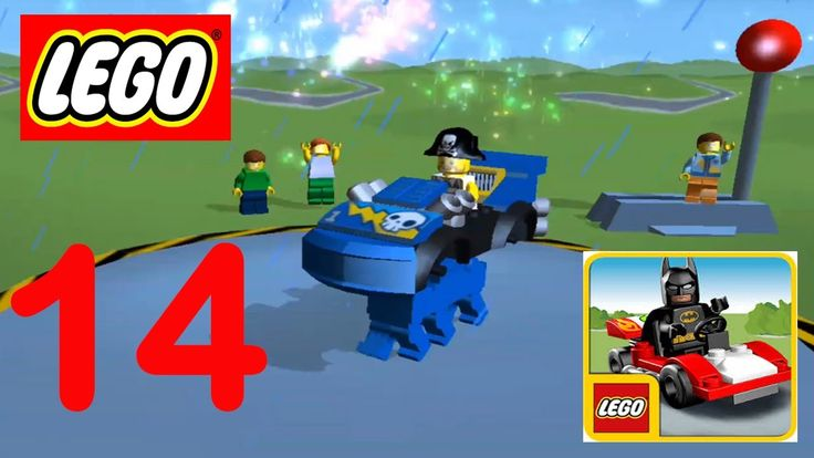 LEGO® Juniors Create & Cruise  Android Gameplay #14  Kids game club
