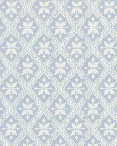 Lim och handtryck - Mölletorp blå