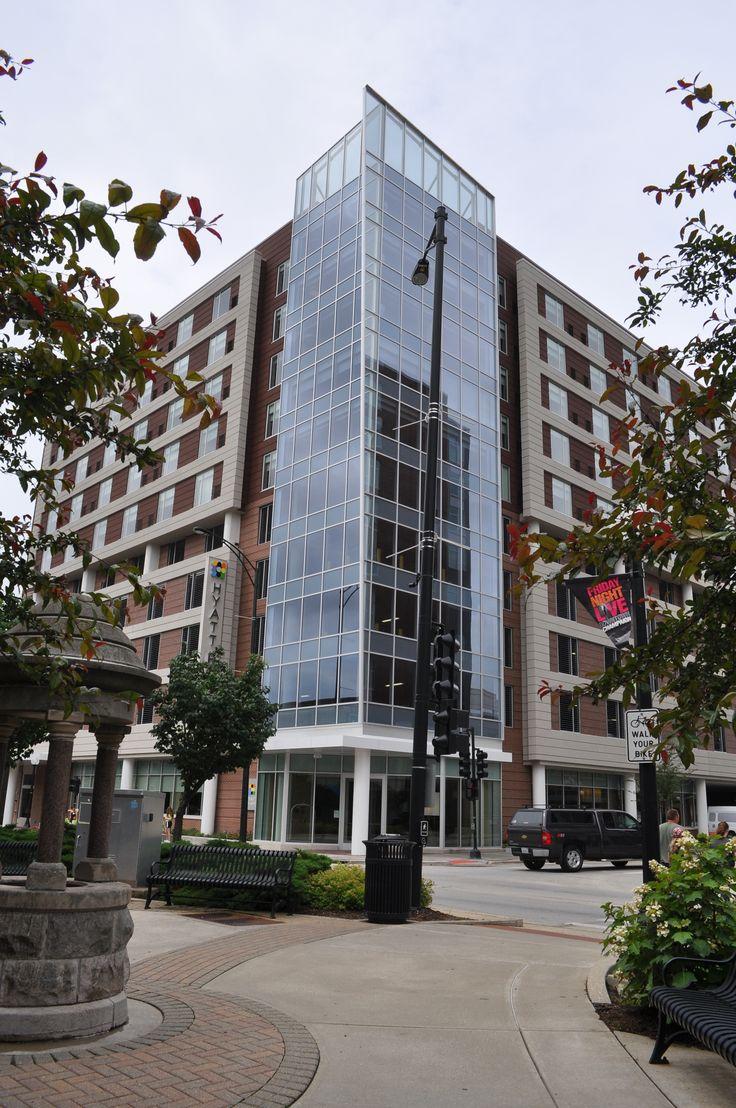 Hyatt Place Champaign Urbana in Champaign, IL