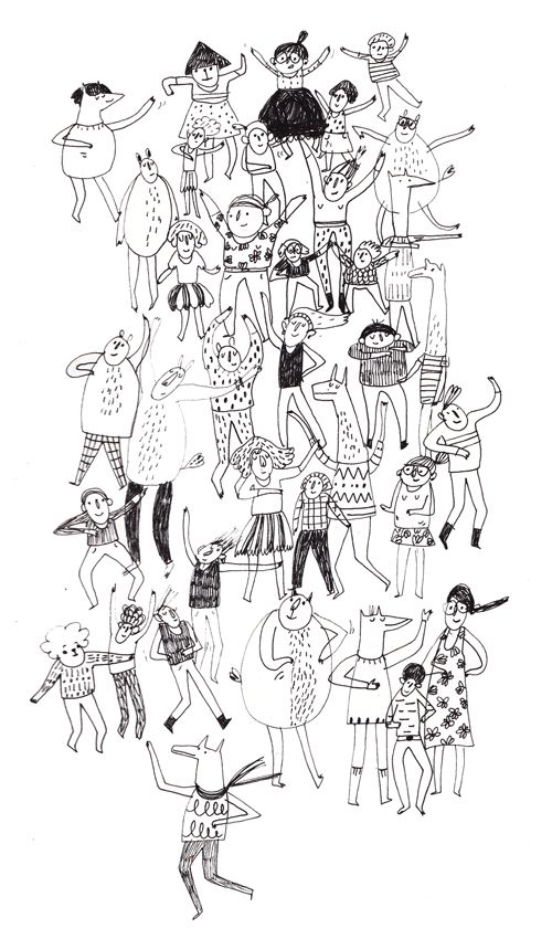 Marion Barraud - Une petite danse improvisée.   (Source: http://marion-mmm.blogspot.fr/2012/03/une-petite-danse-improvisee.html?m=1)