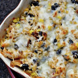 Cheesy Chicken and Rice Bake | 10 Delicious Gluten-Free Recipes | AllYou.com Mobile