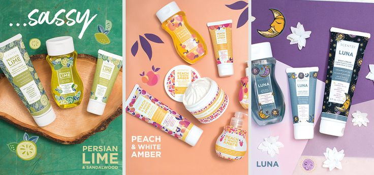 New Scentsy Body & Skincare Line! Be YOU with Scentsy Body Being yourself. It shows in your body language. Everything you do is uniquely YOU, and it feels good. So does your nourished and smooth skin. Scentsy Body. It speaks your language. Available to everybody Sept. 1 NEW!Body Cream Spread the love(for your skin). A vitamin-infused, mega-moisturizing cream that softens and protects for your best skin ever. Perfect for after-shower hydration! 8 fl. oz. $13 NEW!Hand Cream Hand it…