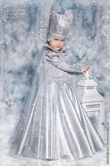Детские карнавальные костюмы ручной работы. Ярмарка Мастеров - ручная работа нарядное платье. Handmade.