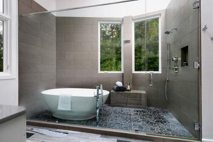Salle de bain design 2016- les meilleures idées de décoration en photos