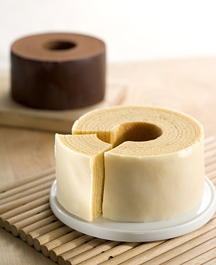 Baumkuchen. I really want to make this.