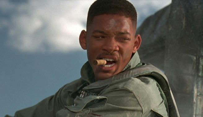 Will Smith - Independence Day (1996)