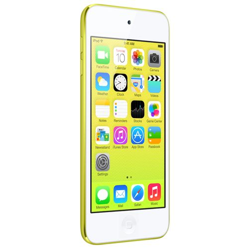 Apple 16GB iPod Touch - Yellow