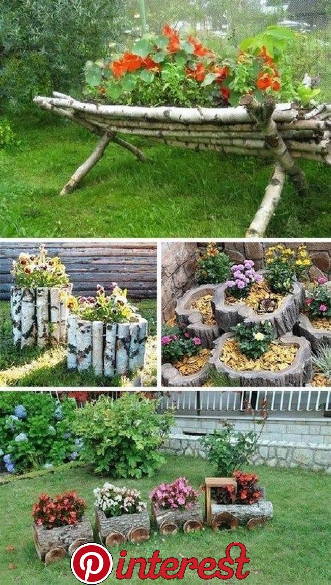 70 Creative Flower Spring Ideas To Decorate Beds In Front Of Your Home S Diy Garden Decor Backyard Design Accessories