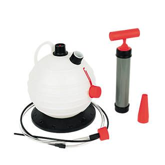 Screwfix Oil / Fluid Extractor 6Ltr 21663 6Ltr. Designed to extract fluids from inaccessible or confined areas. Ideal for oil changes on boats, cars, motorcycles, outdoor power equipment and industrial machinery. Can also be used to remove bi http://www.MightGet.com/january-2017-13/screwfix-oil--fluid-extractor-6ltr-21663.asp