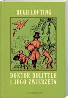 Znalezione obrazy dla zapytania hugh lofting doktor dolittle i jego zwierzęta