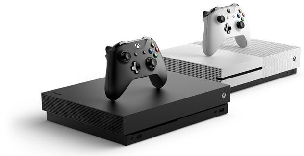 Microsoft earlier this week announced the next version of its Xbox line of gaming consoles, ahead of E3 2017, now ongoing in Los Angeles. The new Xbox One X, which goes on sale Nov. 7 for $499,  is slimmer than previous models and packed with power. With a 6-teraflop Scorpio engine, the One X has 40 percent faster graphics performance than its chief rival, Sony's  PS4 Pro.