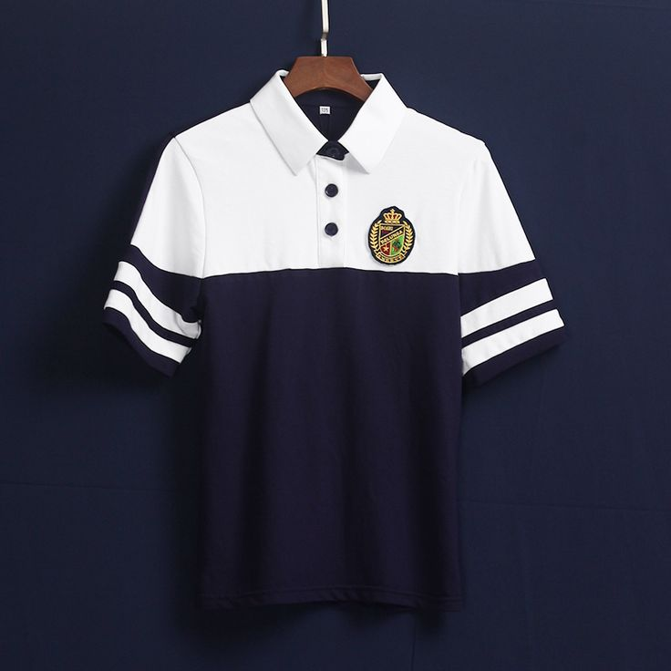 High Quality Summer Cheap School Uniform Polo Shirt