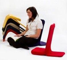 chaise Ray-Lax pour s'asseoir par terre