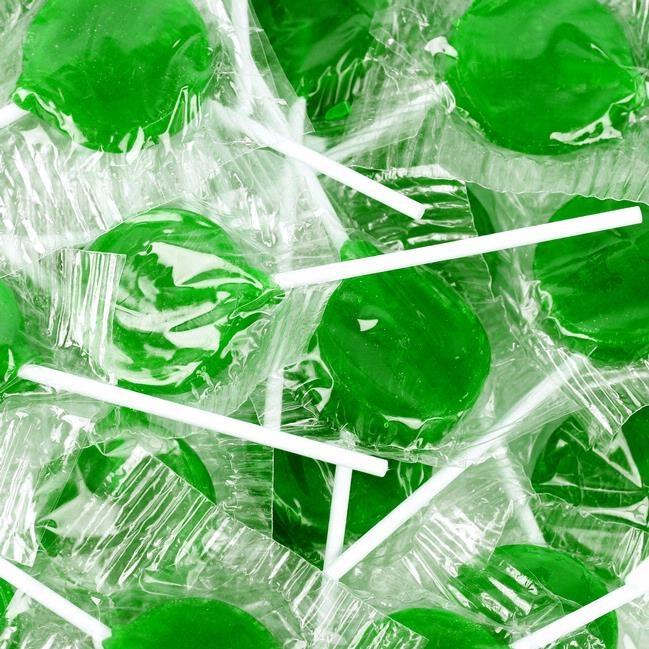 LOLLIPOP-IMAGE Chosit pour son coté brillant et vert, qui rapple mon volume