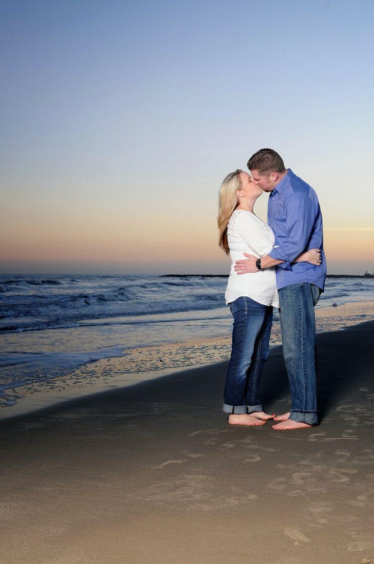 The Cutest Couple - Galveston Engagement Portraits | Heartsongs Photography www.HeartsongsPhoto.com Houston to Galveston area photographer. 832-444-5554