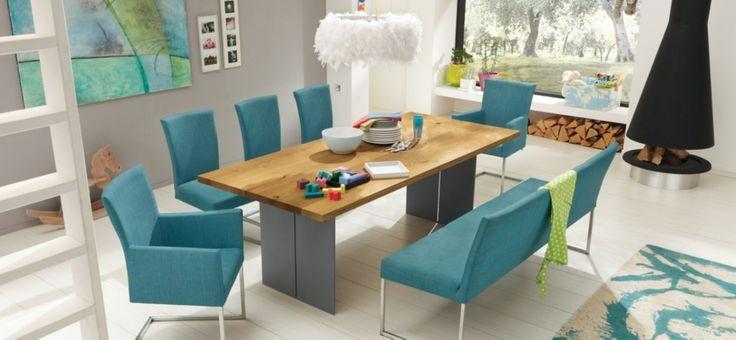 Modern Dining Room Ideas: Turquoise Modern Dining Room Ideas ~ interhomedesigns.com Dining Room Designs Inspiration