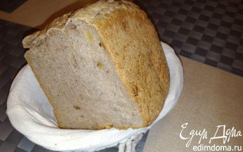 Ржаной хлеб с кориандром и орехами в хлебопечке | Кулинарные рецепты от «Едим дома!»