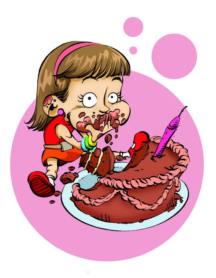 Liz aniversário