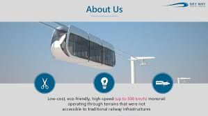 Why invest in the sky way? Profitable investment of finance  You get the company shares up to 500 times cheaper, when the company enters the world market, the capitalization makes up 1000% and more Co-ownership of the Global Corporation  Buying the pre-IPO equity shares of our company, you become a co-ownew of the major transport corporation in the world Lifetime dividends  With each project, realized by the company, you will make a profit corresponding to your assets. Intellectual property
