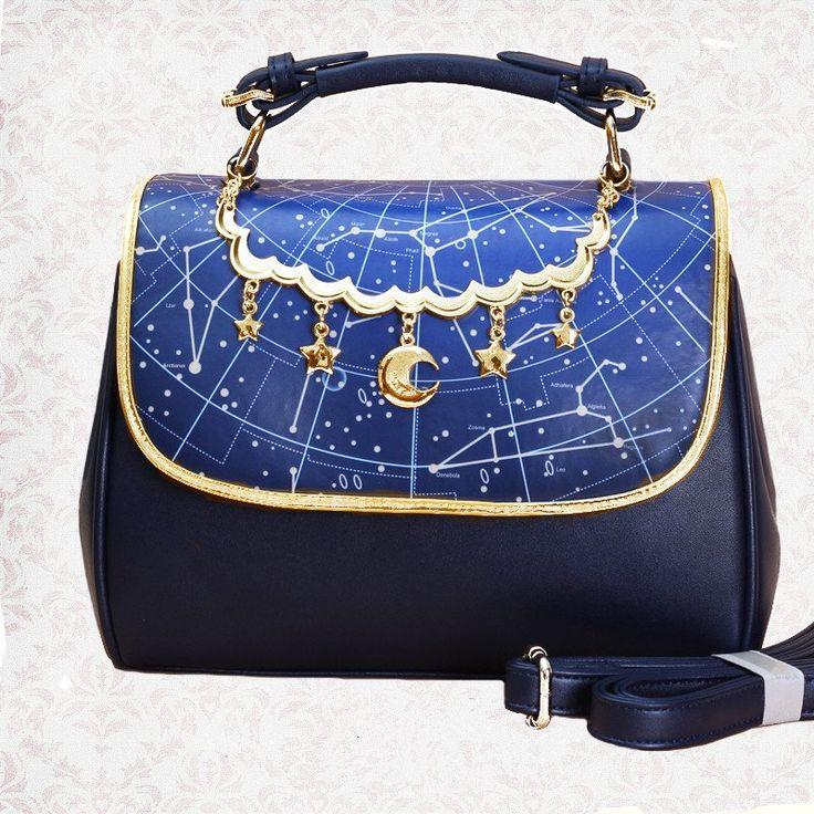 [Reservation] Lolita Astrology Handbag Shoulder Bag SP168466