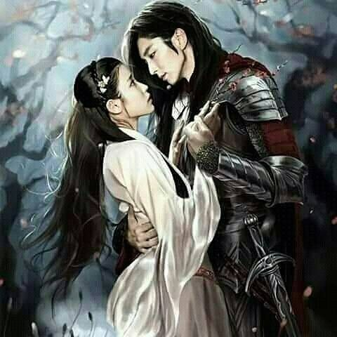 OMG!! I couldn't not share even if it's low quality ❤ ! (note: though the artwork is copied from another image, probably just photoshopped their faces onto the work)