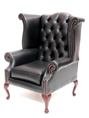 Sapphire Wing-back Chair