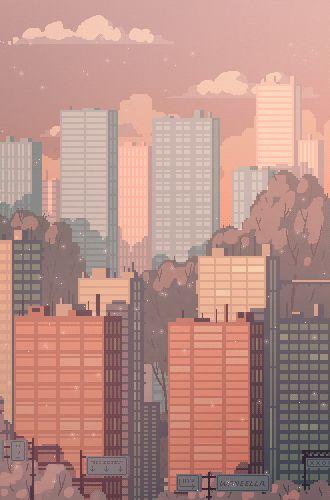 amazing pixel art