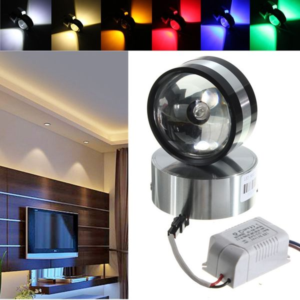 Indoor lighting 301 pinterest led modern aluminum 2w led wall lamp light crystal ball shape indoor room for lighting mozeypictures Gallery