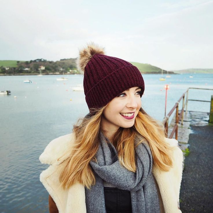 zoella at the harbour//insta photo #zoella #zoesugg