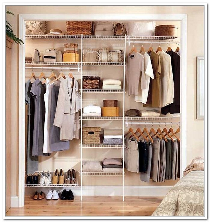 49 Bedroom Ideas For Small Rooms For Couples Closet ...