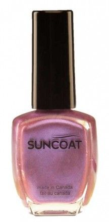 Suncoat | Water-based non-toxic nail polish