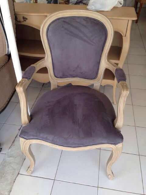 Racoc chair without carve