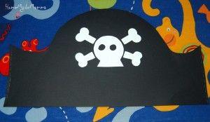 Il cappello del pirata Barbagianni
