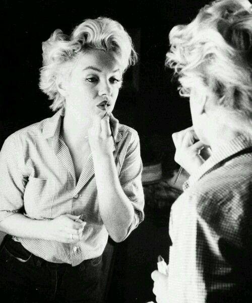 Marilyn. Photo by Milton Greene, 1954.