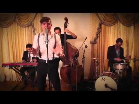 Titanium   Vintage 1940s Jazz Crooner   Style Sia   David Guetta Cover f...