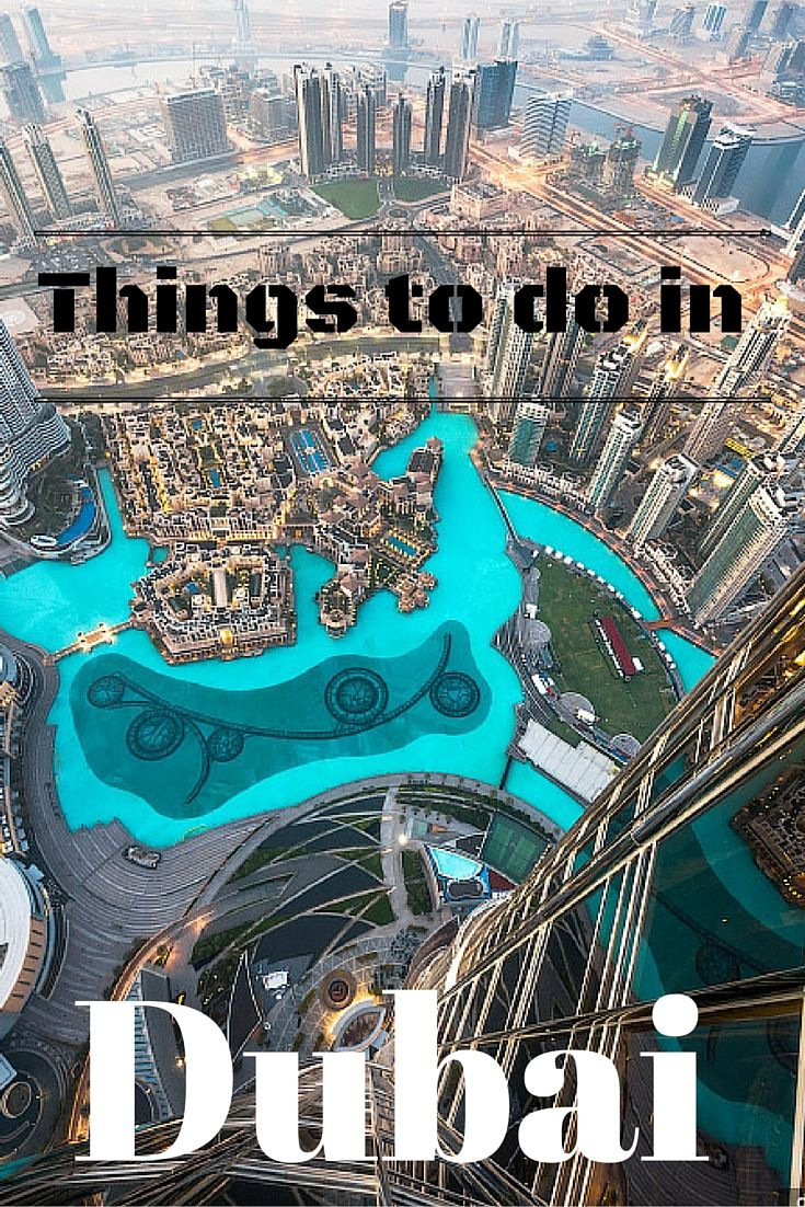 Here are 10 of the coolest things to do in Dubai, things that you will experience no where else in the world until you visit Dubai, UAE!