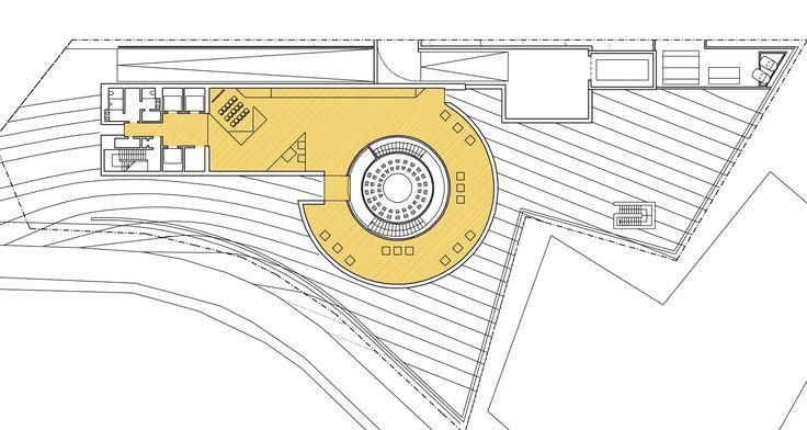 Leeum Fourth Floor Plan 1 图 Pinterest