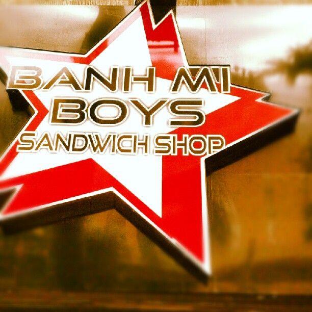 bahn mi boys: vietnamese street food