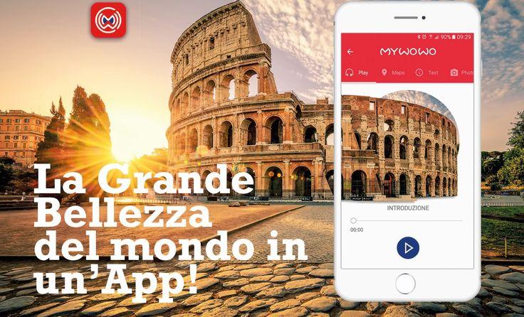 Viaggiatore Hi-Tech? MYWOWO è l'App multilingue di cui non potrai più fare a meno! #App, #Audioguida, #Barcellona, #Londra, #Madrid, #Milano, #Mywowo, #Parigi, #Roma, #StratosBaschenis http://travel.cudriec.com/?p=5052