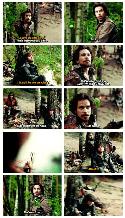 The Musketeers - 1x09 - Knight Takes Queen